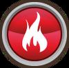 Símbolo Fuego B