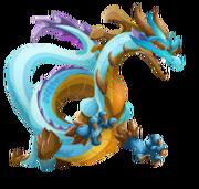 185px-Monstruous Dragon 3e