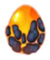 Huevo Lava