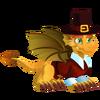 Thanksgiving Dragon 2