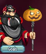 Deus Halloween