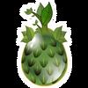 Huevo Bosque Frondoso