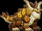 Dragón Tierra Doble