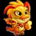 Orange Dragon 1