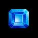 Squared Sapphire