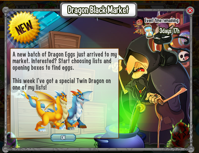 Dragon Black Market | Dragon City Wiki | FANDOM powered by Wikia
