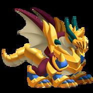 Glitter Dragon 3