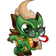 Bookday Dragon 1
