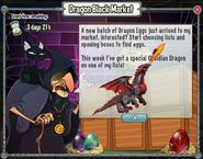 Dragon Black obsi