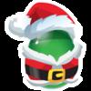 Huevo Papá Noel