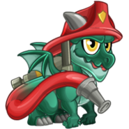 Firefighter Dragon 1