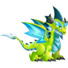 Double Electric Dragon 2