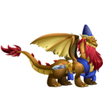 King Solomon Dragon 3