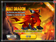 Heat Dragon Offer