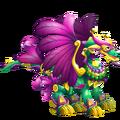 Mardi Gras Dragon 3