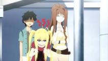 Rose Eriko and Ryuji