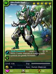 Warrior earth2