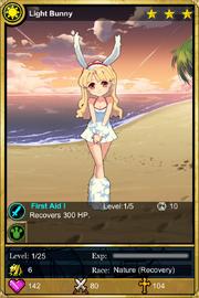 Light bunny