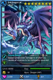Evil Dragon of Libya
