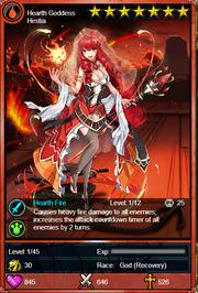 Hearth Goddess Hestia
