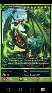 Fafnir the Greedy Dragon