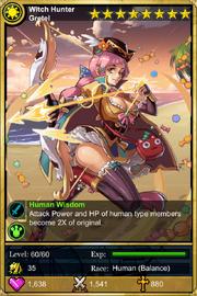 Witch Hunter Gretel