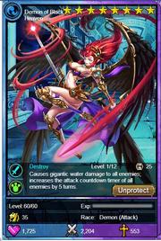 Demon of Black Heaven