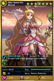 Fairy Queen the Eternal