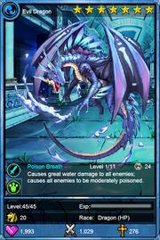 Evil Dragon