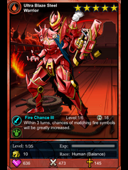 Warrior fire2