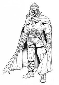 Dragonero Ian Aranill