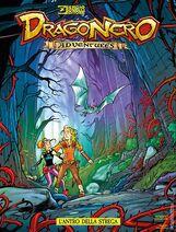 Dragonero adventures cover9