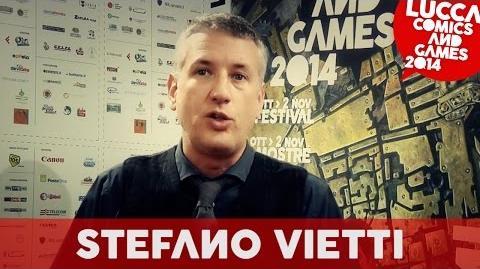 Lucca Comics & Games Shortlights Stefano Vietti