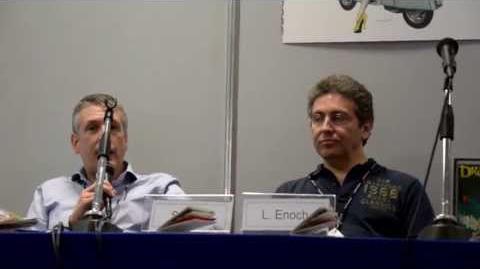 ZAGOR TV - La nascita di Dragonero - Etna Comics 2013 - 2a Parte