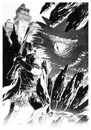 Ferrara Comics 2016 Giuseppe De Luca