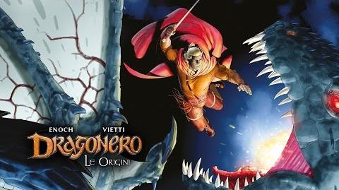 Dragonero Le Origini - Presentazione a Milano