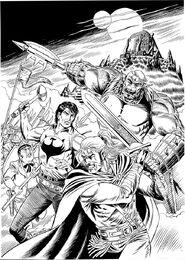 Albissola Comics 2015 Walter Venturi