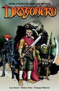 Dragonero romanzo edizione usa