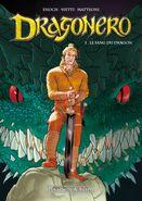 Dragonero tome 1 edizione francese estero