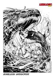 Albissola Comics 2016 Gianluigi Gregorini