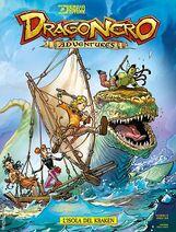 Dragonero adventures cover6