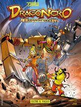 Dragonero adventures cover4