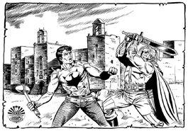 Sassari Comics 2015 Walter Venturi
