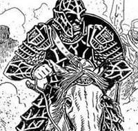 Armatura Dragonero