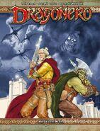 Dragonero romanzo edizione danese