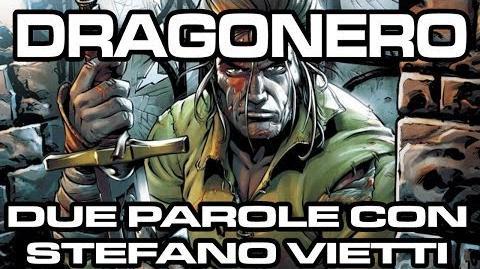 Illyon @ Lucca Comics 2013 - Dragonero il fumetto