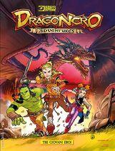 Dragonero Adventures cover1