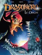 Dragonero le origini cover