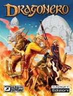 Dragonero cover0