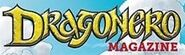 Dragonero magazine logo